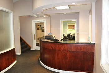 Westport, MA Dental Office Front Desk